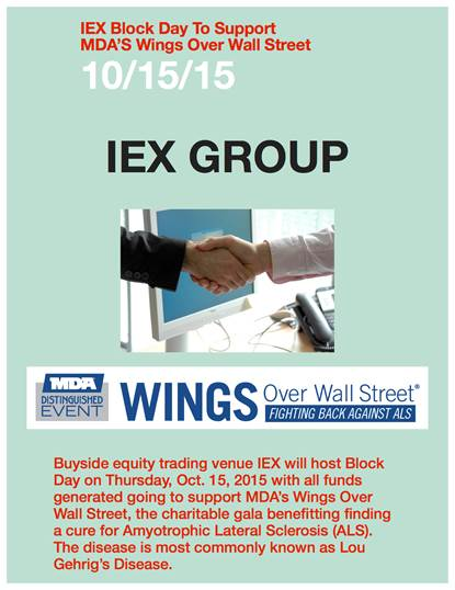 Themis and IEX Block Day Reminder
